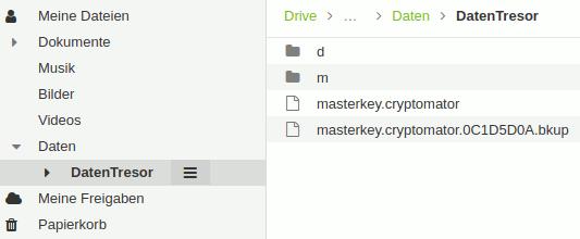 Cryptomator: Daten in Mailbox.org-Drive verschlüsseln