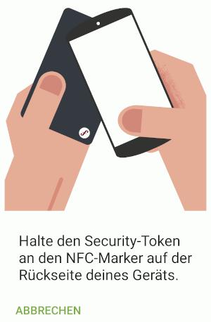 Android: SSH-Public-Key-Authentifizierung per OpenKeychain und YubiKey